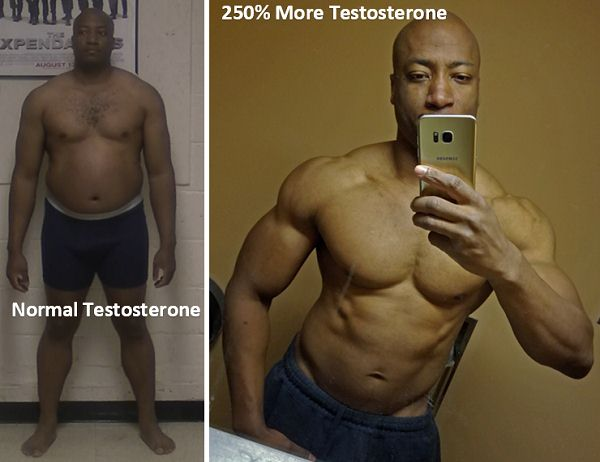 d45c91980394 How I Increased My Testosterone by 250% → Naturally at 40 years old