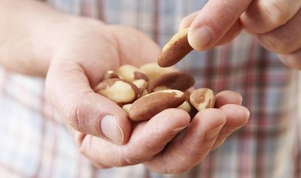 brazil nuts boost metabolism
