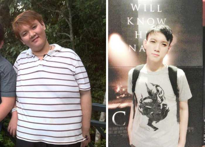 Chichiro Lost 137 Pounds