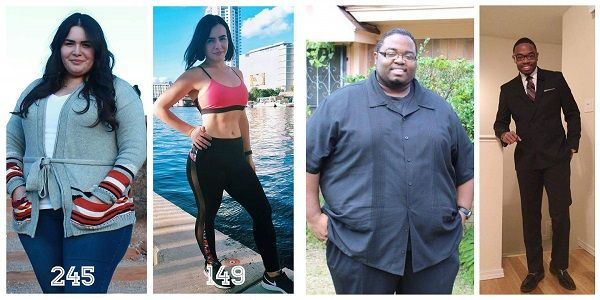 Weight loss celebrity tips on losing