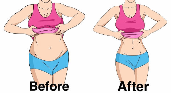 18 Ways To Get A Flatter Stomach In A Week Without Exercise