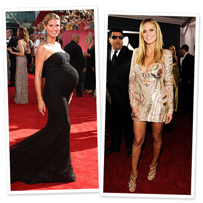 Heidi Klum Weight Loss