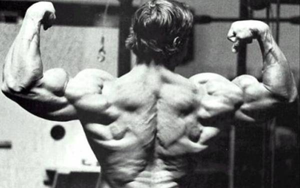 how to get a bigger back