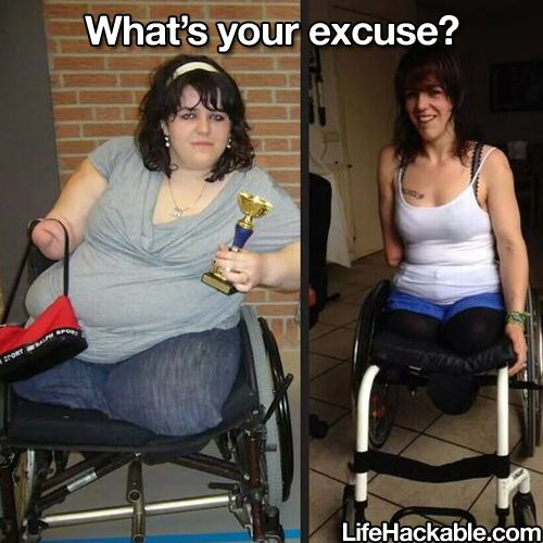 no excuses motivation