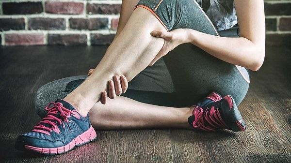 prevent muscle cramps working out
