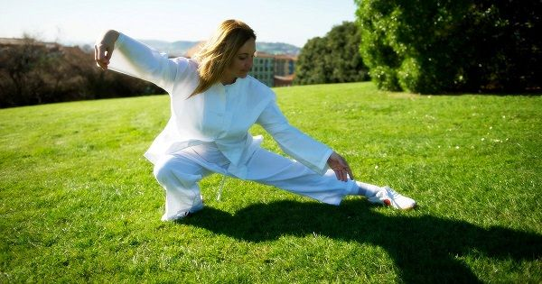tai chi to lose weight